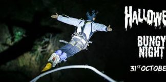 halloween bungy night