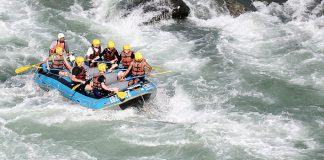 sukute beach rafting